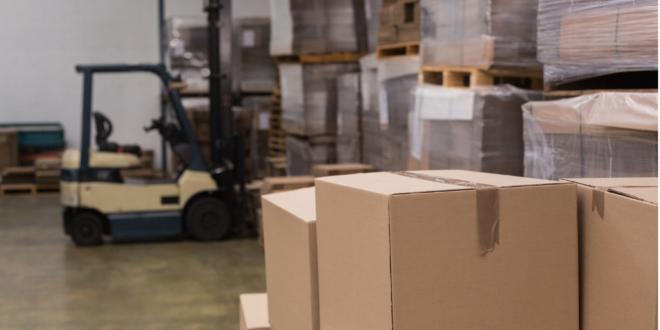 IoT is transforming warehousing