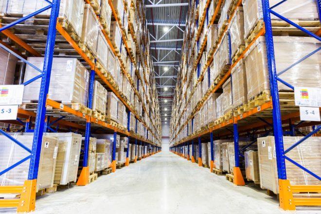 Seaman's Beverage and Logistics warehousing
