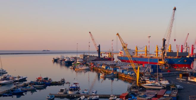 New Jersey is a Logistics and Transportation Hub