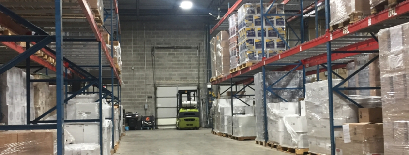 Seaman's Beverage and Logistics shipping accuracy