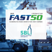 Seaman's Beverage and Logistics Joins NJBIZ Fast 50 for Third Consecutive Year